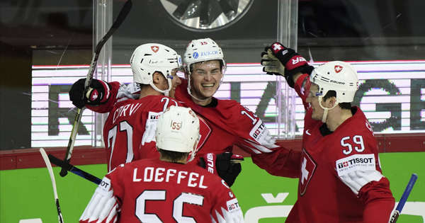 Double penalty kick when Switzerland retaliates