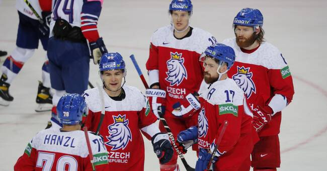 Great Britain without a chance against the Czech Republic