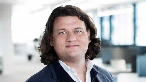 Daniel Stark, Head of Strategy and Business Development at Telia.