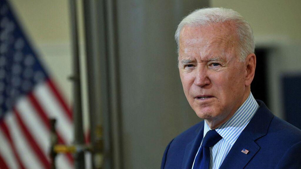 Joe Biden's budget risks record government debt