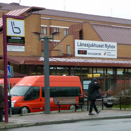 Jönköping area has reverted to staffing status
