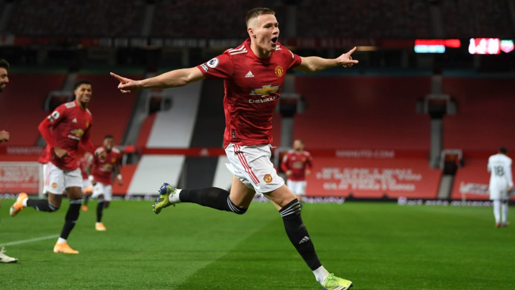 McTominay became the fastest goalscorer in Premier League history with two goals ever - Milan scores fastest Italian league goal ever |  Sports