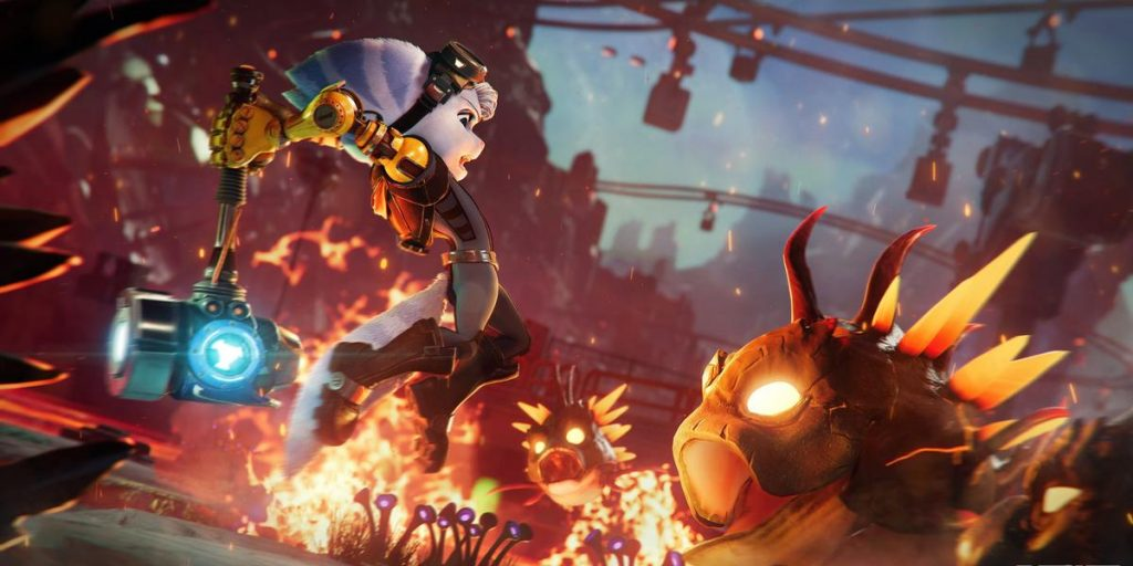 New dimensions for Ratchet & Clank