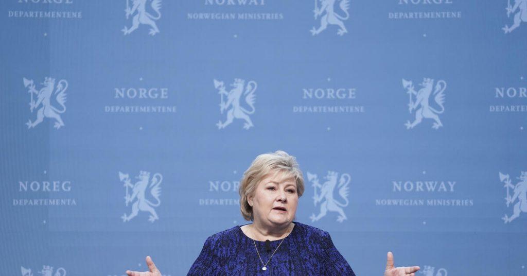 New relief in Norway next week