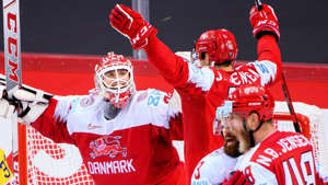 Denmark continues to make strong progress in the Hockey World Cup.