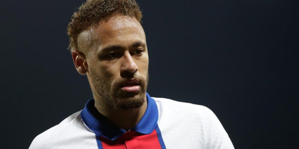 """Neymar on the accusations: """"a ridiculous lie"""""""