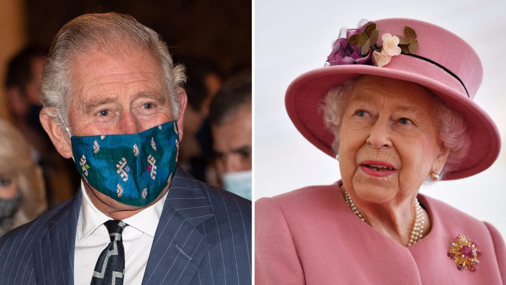 Queen Elizabeth can leave the throne to Charles