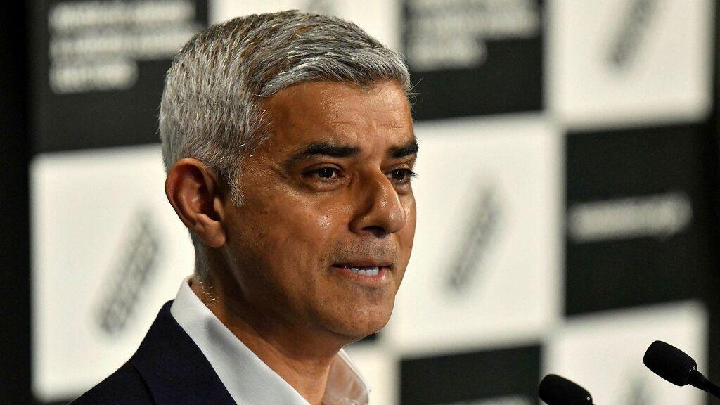 Sadiq Khan was re-elected Mayor of London
