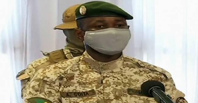 Supreme Court of Mali: Kobe Guetta New President