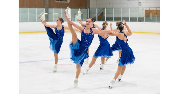 Sweden's synchronized figure skating championships will be scheduled for this weekend