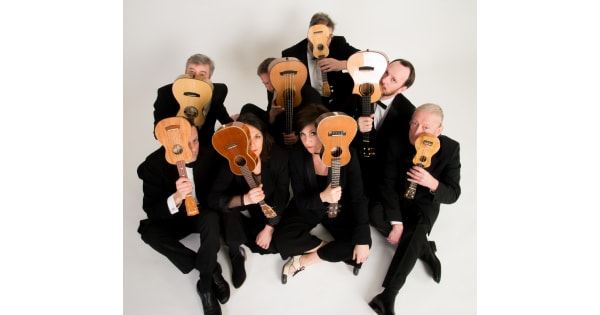 """The """"Great Britain Harp Orchestra"""" is international, exciting and very popular to Sweden!"""
