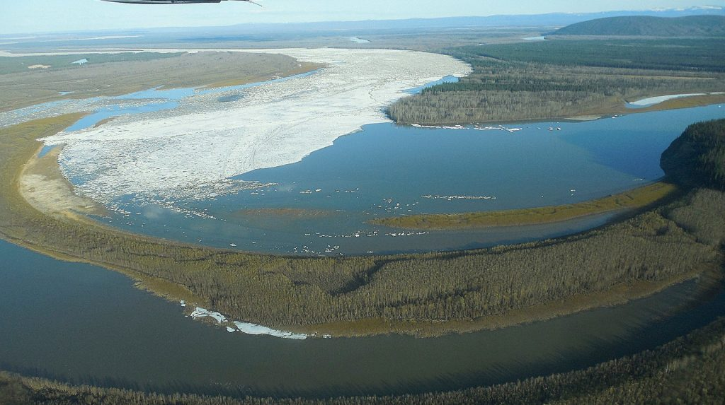 The Warning: Rivers Disappear When Glaciers Melt    climate