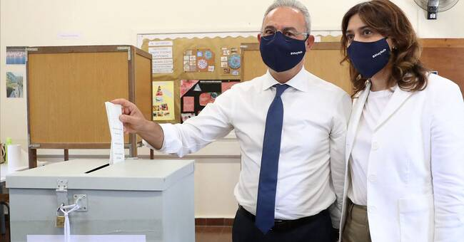 The far-right party increases during the elections in Cyprus