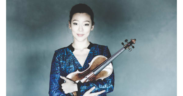 The gifted violin concerto on the repertoire when Clara Jumi Kang performs with the Javel Symphony Orchestra