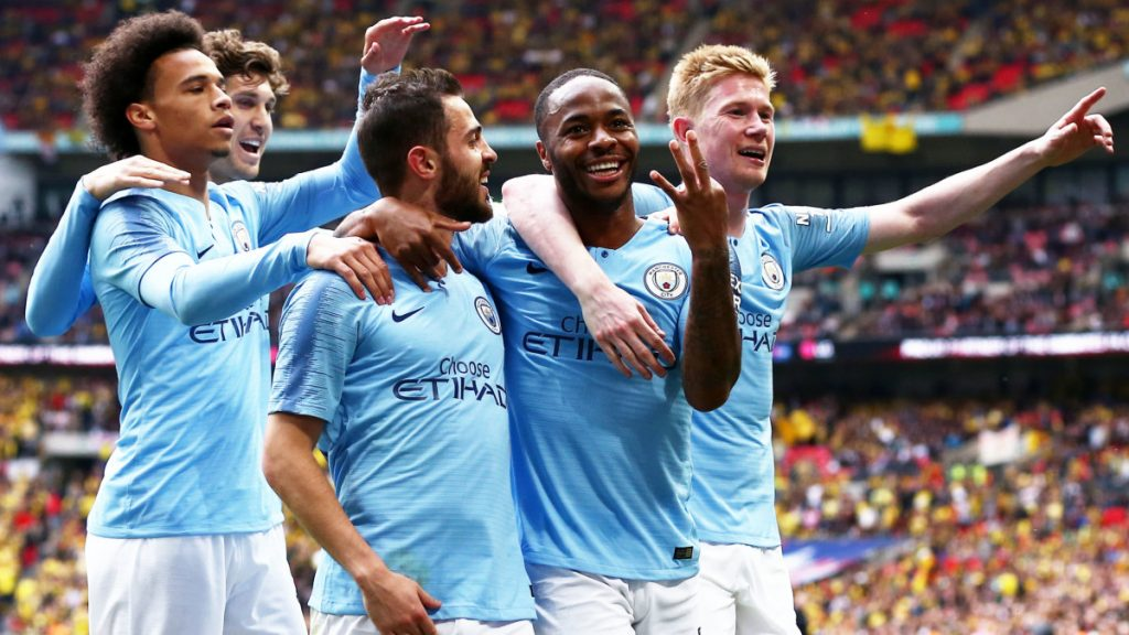 The good news for Manchester City ... will not be stopped from the Champions League  Sports