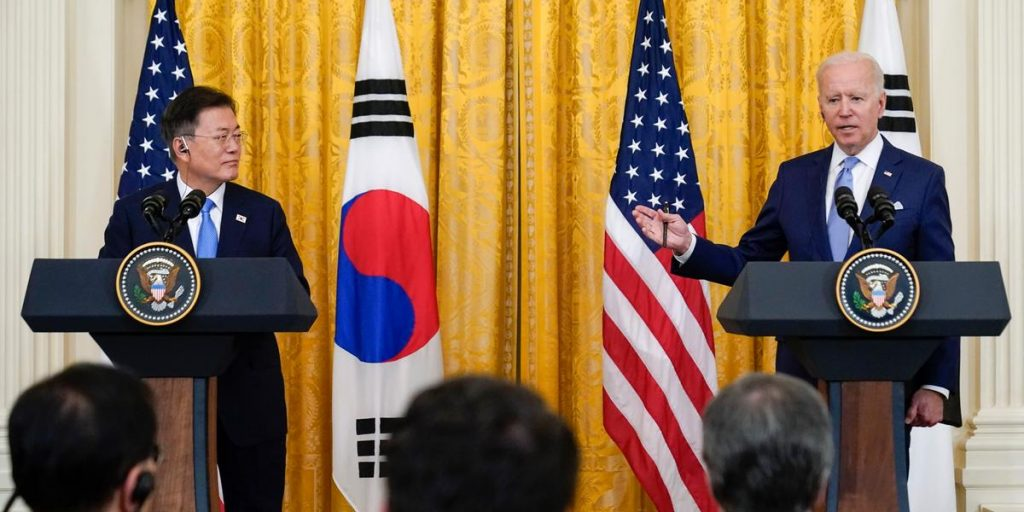 The new US envoy is invited to North Korea