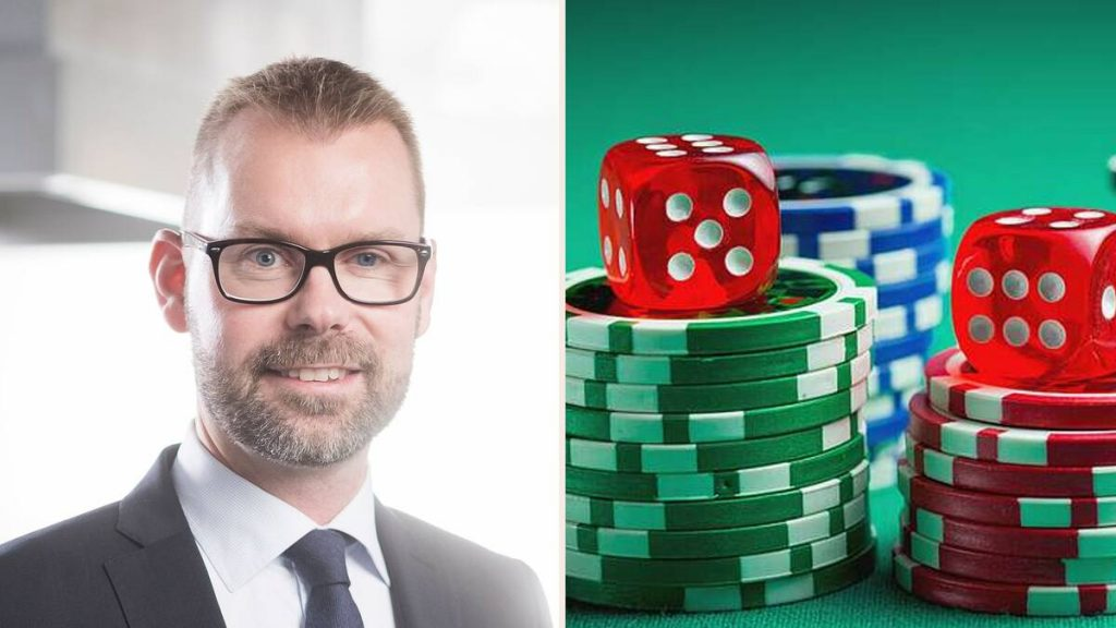 Too much money comes from the gamblers 'problem
