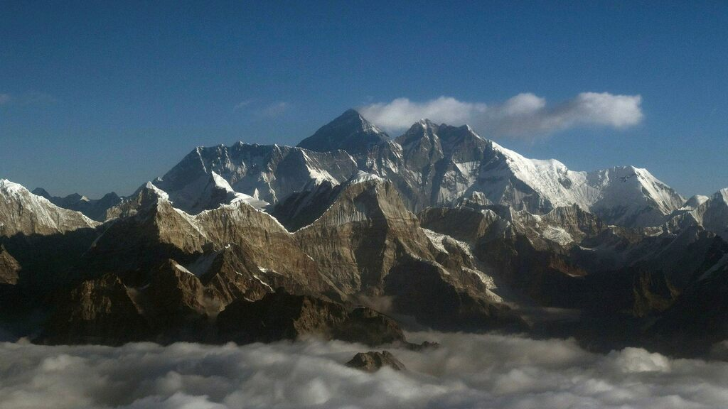Two climbers died on Mount Everest
