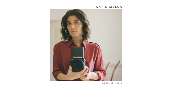a new album.  Katie Melua releases a new album with her most personal lyrics yet