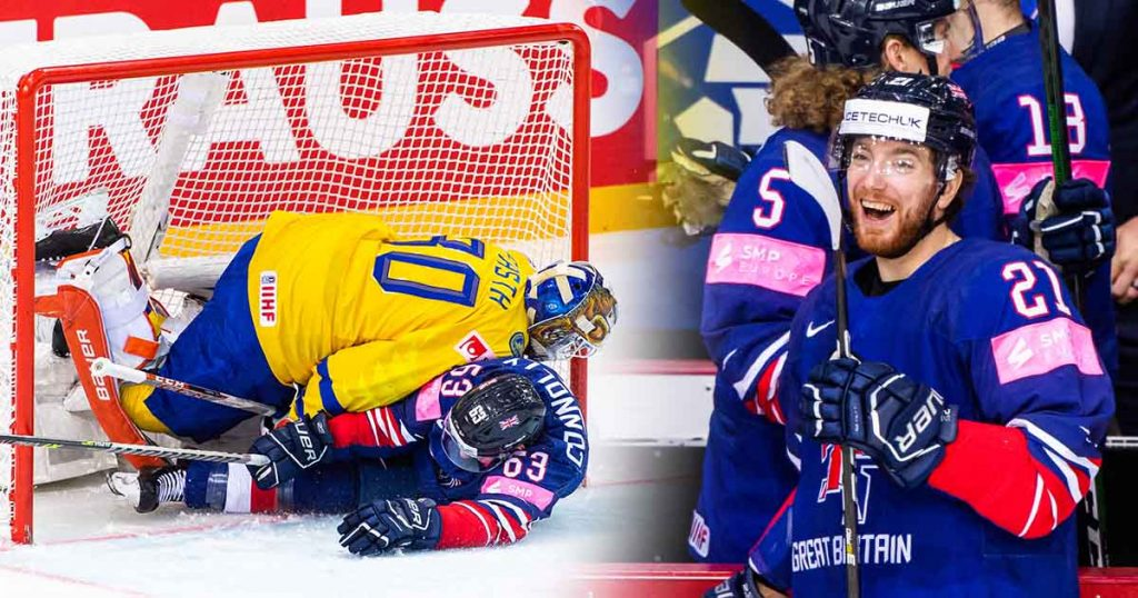 New Giant Shock for Trey Kronor in the Toilet - Early Defeat Against Great Britain (!) After Judgment No One Understands