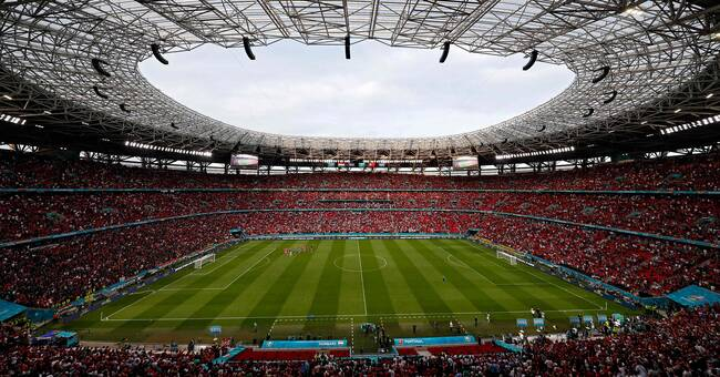 The European Championship final could be moved to Budapest