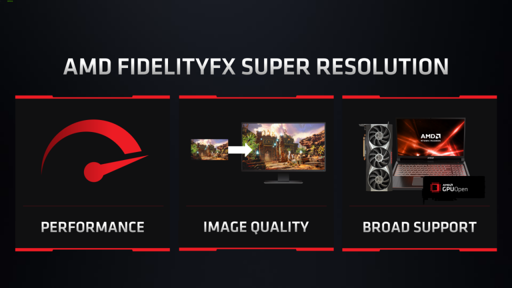 Resident Evil and Far Cry 6 will get AMD FidelityFX Super Resolution soon