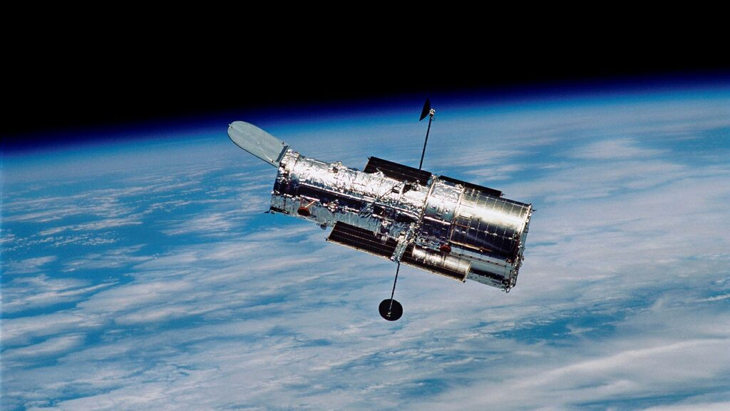 NASA's telescope suffers from technological problems