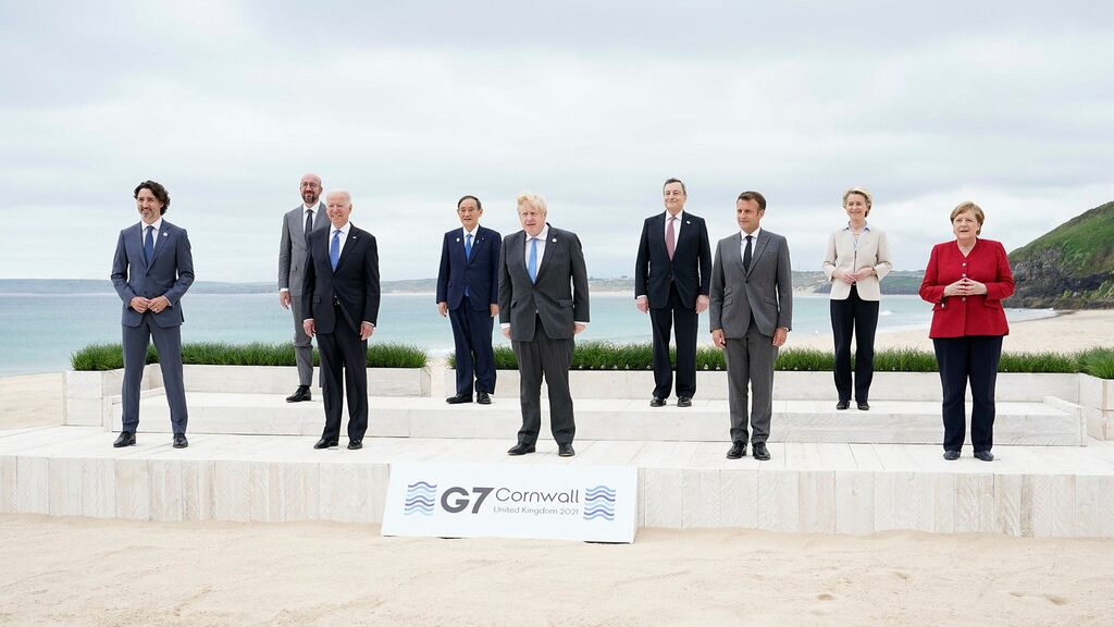 Expectations are high when G7 leaders meet