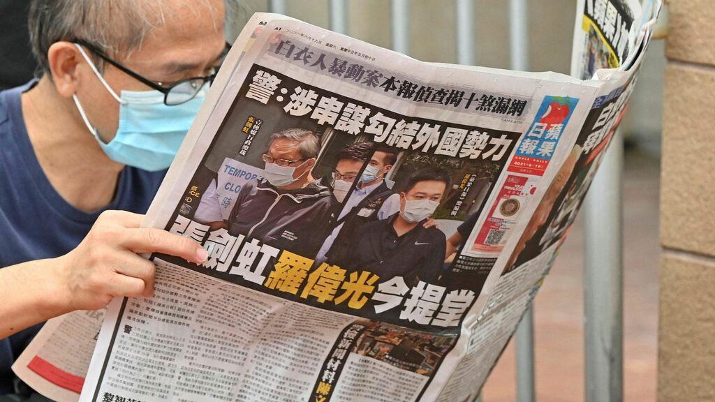 Marion Beijerland: China has broken its promise to Hong Kong