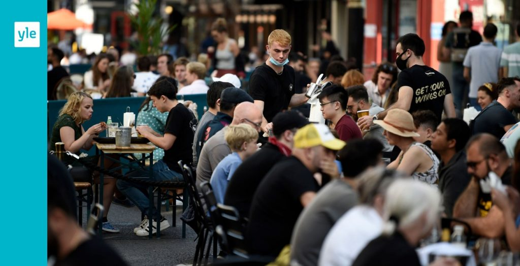 English bars and restaurants to close at 10pm - Johnson to speak to the nation about new restrictions |  Foreigner