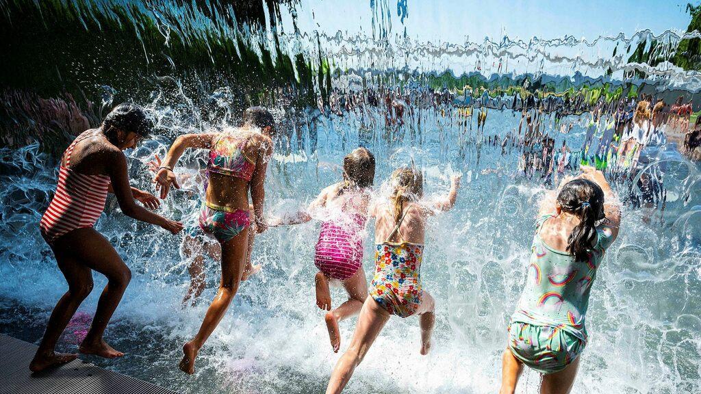 Life-threatening heat in Oregon, Canada