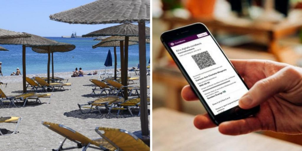 Get a Covid certificate before your holiday trip - this is how it works