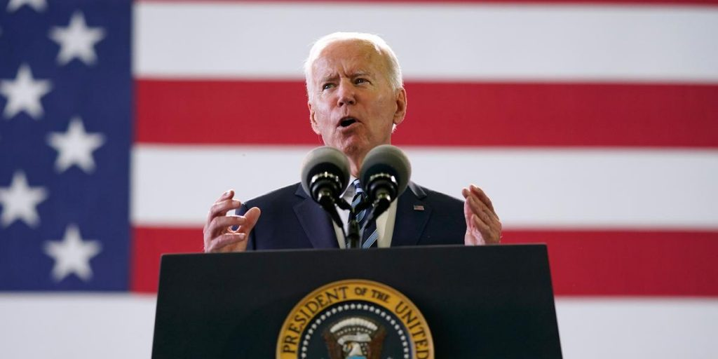 """Biden in Europe: """"The United States is back!"""""""