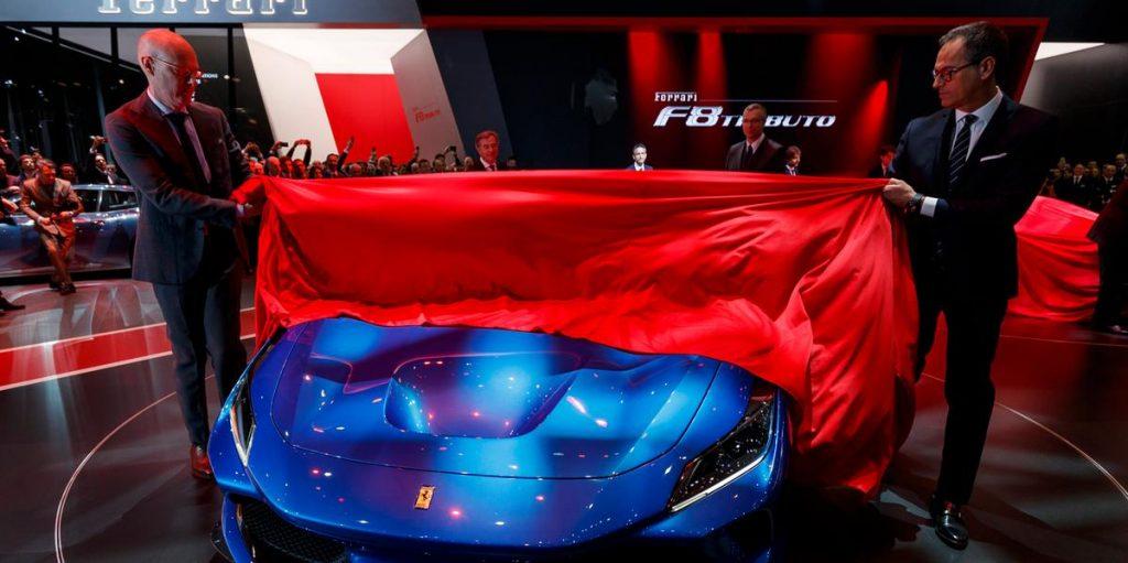 Clothes and food should raise Ferrari