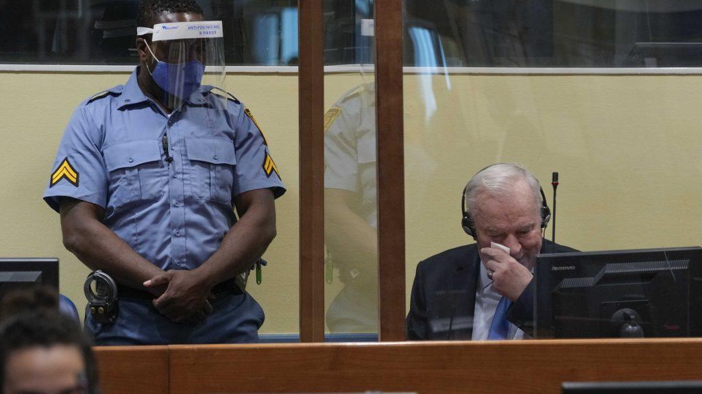 Court Rules Ratko Mladic |  News