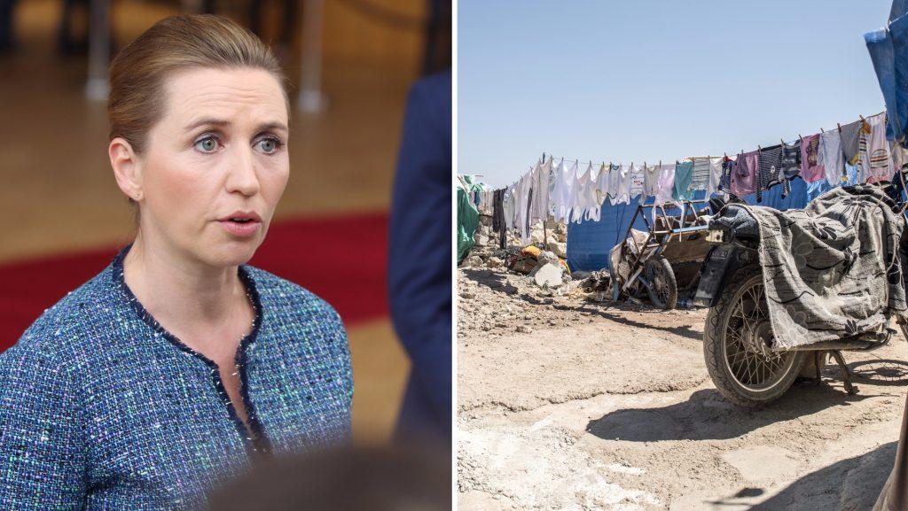 Denmark votes for asylum - it won't take in any refugees