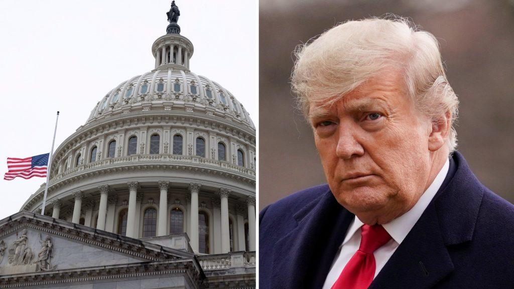 Donald Trump can run for House of Representatives