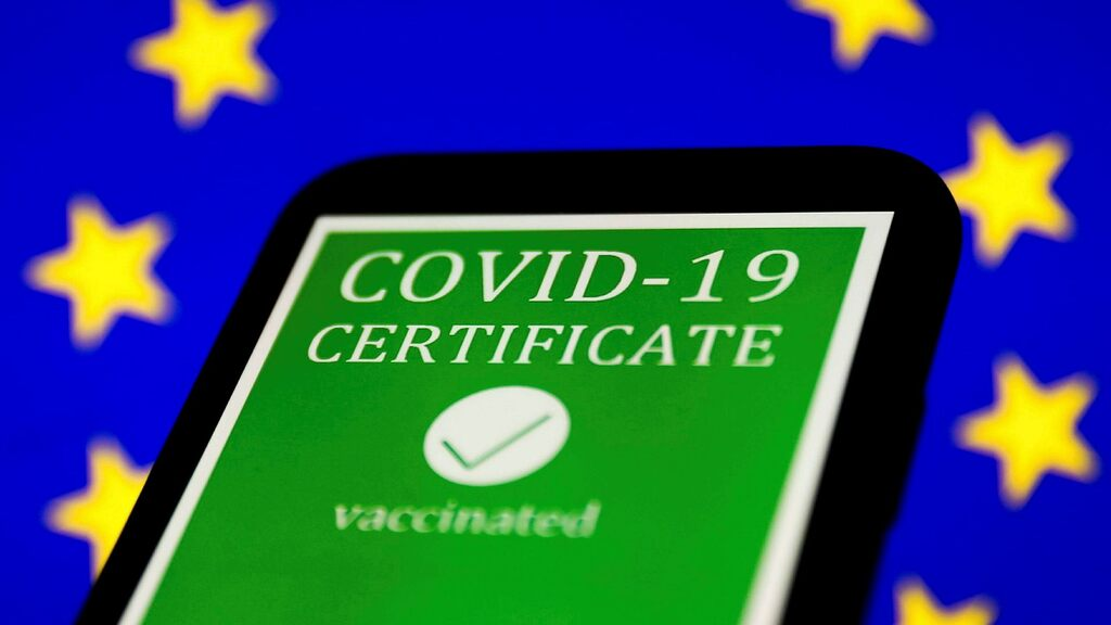 European Parliament approves passport vaccination - valid from 1 July