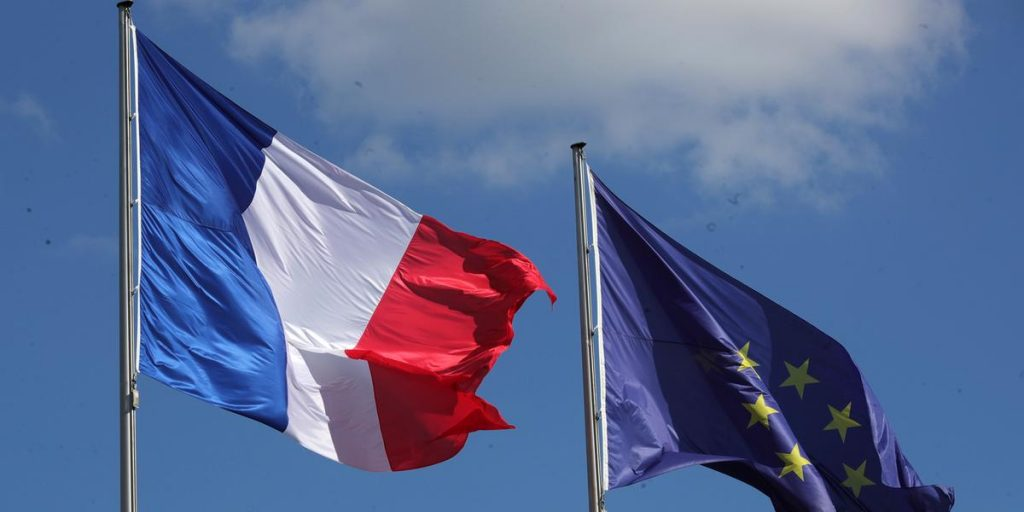 """France: """"En français"""" - otherwise there is no answer"""