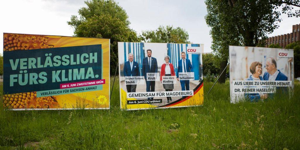 """German expert: """"Success for CDU"""""""