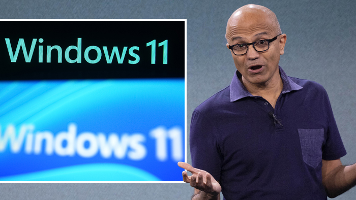 Here is Windows 11 - mobile will compete