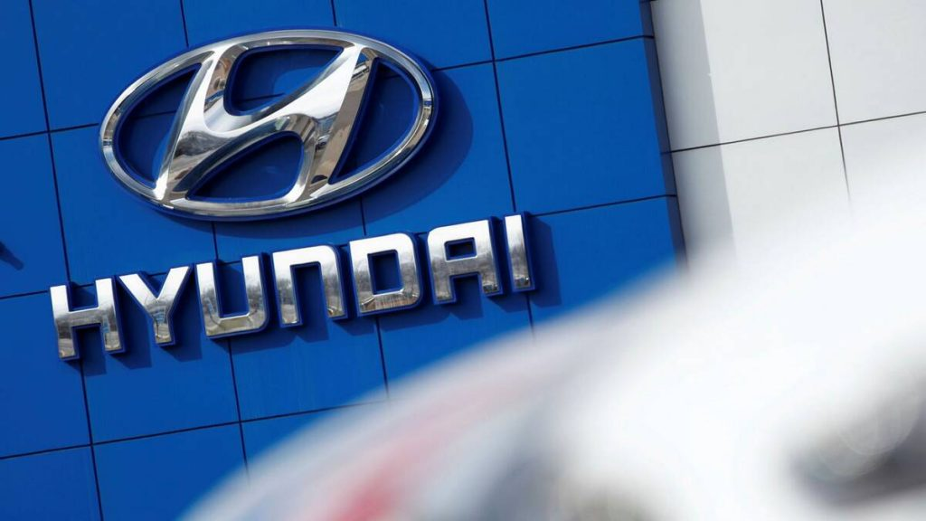 Hyundai Motor shuts down production lines due to semiconductor failure