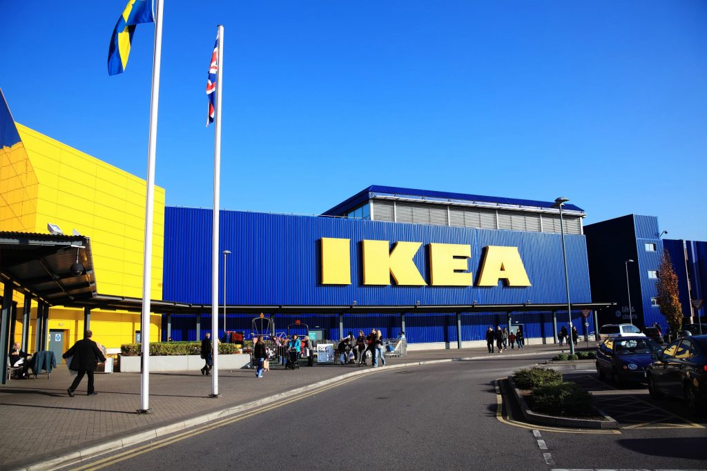 """IKEA withdraws ad - then politicians angry: """"perfect shame"""""""