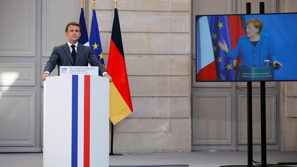 Macron and Merkel demand answers from Denmark and the United States
