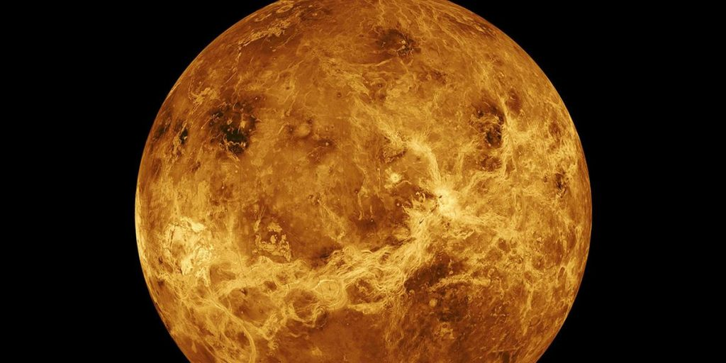 NASA will map the surface and atmosphere of Venus