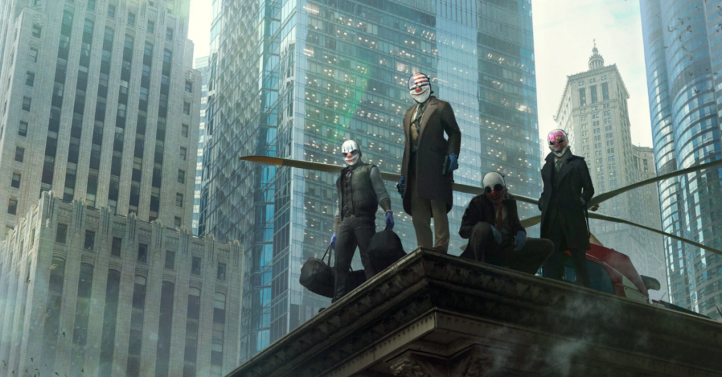 Payday 3 and Painkiller on the way - but from a new publisher you've never heard of