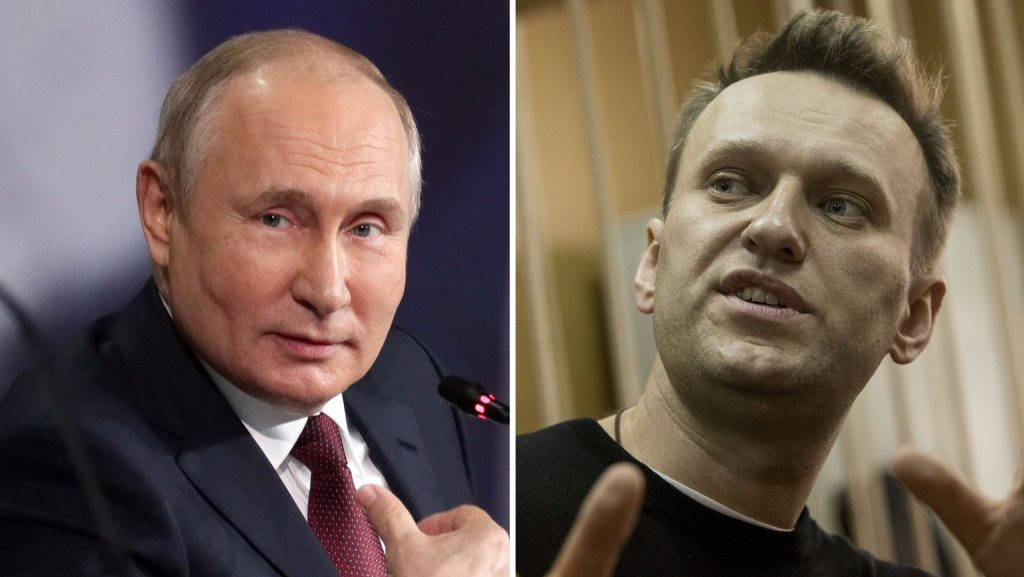 """Putin bans """"extremists"""" ahead of Russian elections next fall"""