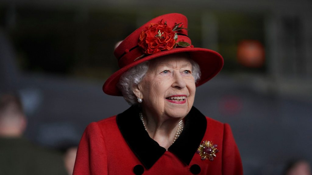Queen Elizabeth - Which team is she in the English Premier League?