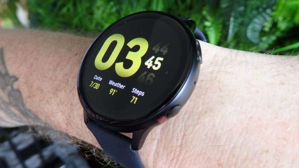 Samsung Galaxy Watch Active 4 renders give us a first look at the potential design