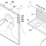 Samsung is applying for a patent for a rotating camera.  It may come in a foldable model in the future